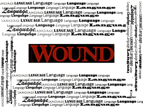 Trauma is a wound in language