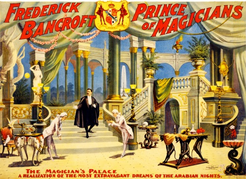 Frederick_Bancroft,_prince_of_magicians,_the_magician's_castle,_performing_arts_poster,_1895